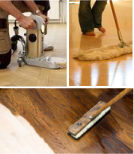 Qualified Floor Gap filling, Sanding & Finishing in Floor Sanding Charlton
